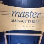 マスターマッサージテーブルのロゴ